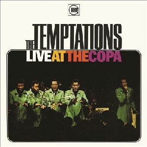 the temptations live at the copa