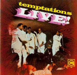 the temptations live