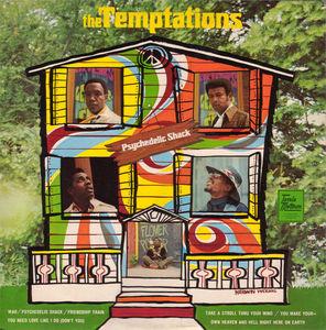 the temptations - psychadelic shack