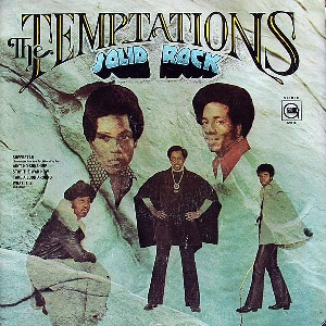 the temptations - solid rock