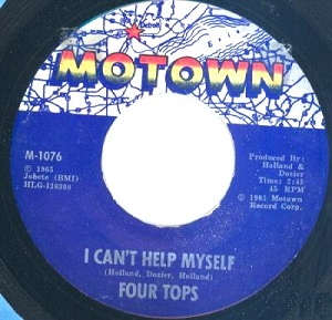 Four Tops - I Cant Help Myself