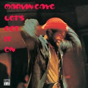 Marvin Gaye lets get it on