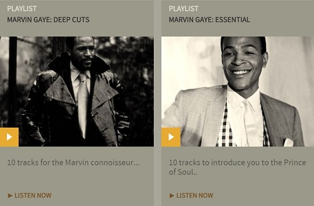 Marvin Playlists