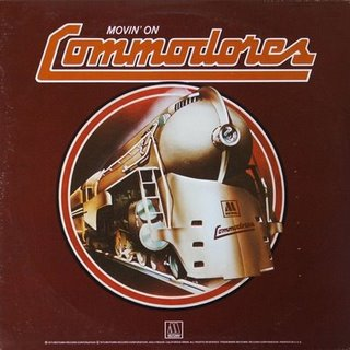 The_Commodores_Movin'_On