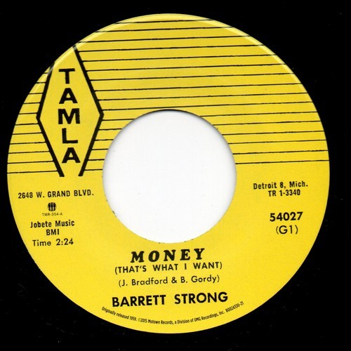 Barrett Strong - Money
