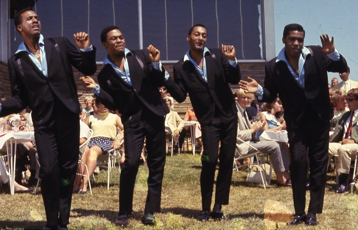 Four Tops colour