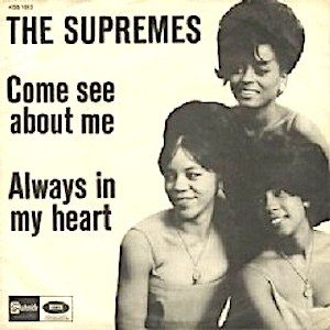 supremes - come see about me