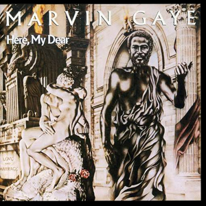 marvin gaye - here my dear