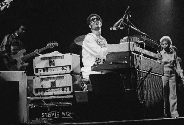 stevie in 74