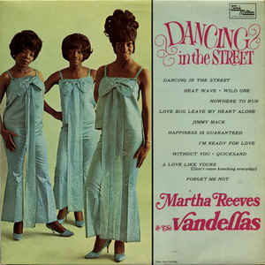 martha reeves dancing in the street