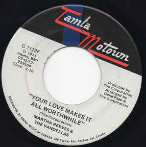 martha - your love makes it all worthwhile