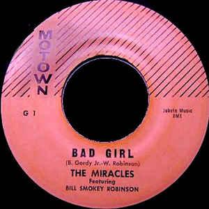 miracles bad girl