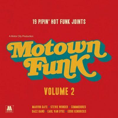 Various Artists - Motown Funk_RSD2018