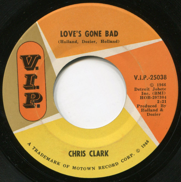 chris clark love gone bad