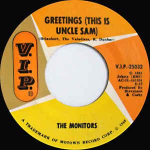 greetings uncle same