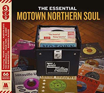 essential motown