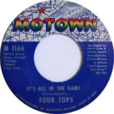 Motown All in the game